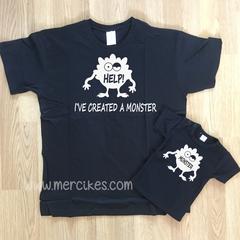 Ouder - Kind Shirts