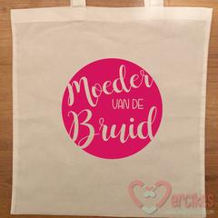 Tas Bruid / Bruidsmeisje / Ceremoniemeester / Moeder van