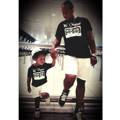 Papa Zoon / Dochter  T-shirts