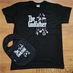 cadeau peter, t-shirt the godfather kado peetoom