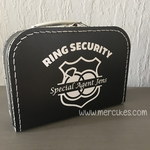 koffertje ringsecurity special agent met naam