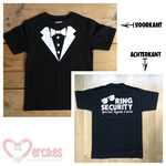 tshirt smoking ringsecurity met naam