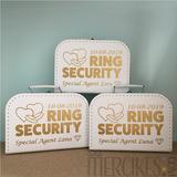 koffer ringen gepersonaliseerd met naman