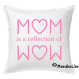 Kussenhoes Reflection Mom_