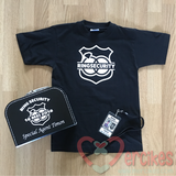 Ring Security Shirt Label met Naam_