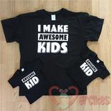 twinning shirt vader en zoon