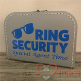 Koffertje Ring Security Special Agent _