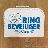 Koffer Ringbeveiliger(s) met Naam_