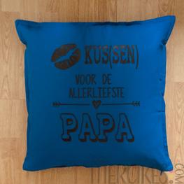 Cadeau Papa - Kus(sen) voor de allerliefste Papa