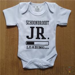 Junior Loading... met Achternaam