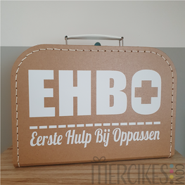 Koffer EHBO - Eerste Hulp Bij Oppassen