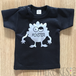 Shirtje Monster