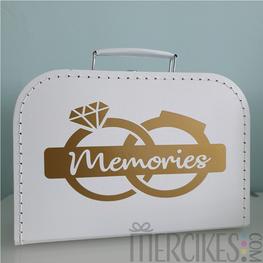Enveloppe koffer - Herinningskoffer - Memories