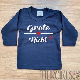 Cadeau Grote Nicht t-shirt