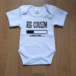 Romper Big Cousin Loading...