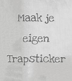 Trapsticker Eigen Ontwerp!