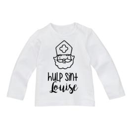 Shirt Hulp Sint met Naam