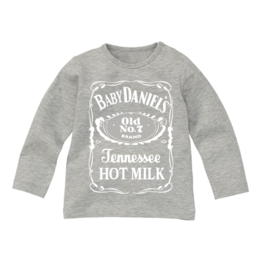 Shirtje Baby Daniel's Hot Milk