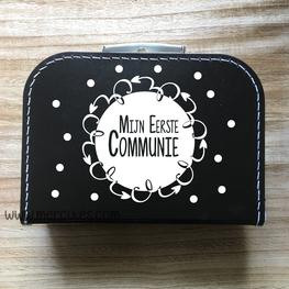 Herinneringskoffer Mijn Eerste Communie