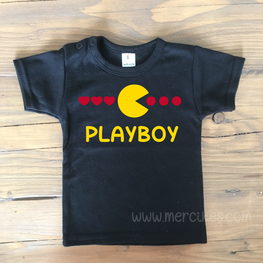 Shirtje Pacman Playboy