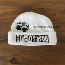 Babymutsje #Mamarazzi