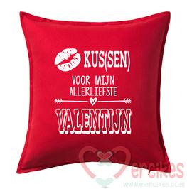 Kus(sen) voor mijn allerliefste Valentijn