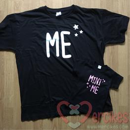 T-shirt ME en MiniMe