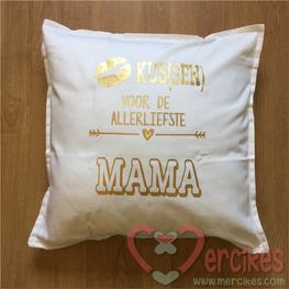 Cadeau Mama - Kus(sen) voor de allerliefste Mama