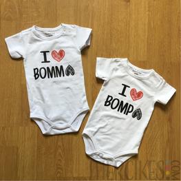 Body I love Bomma / I love Bompa