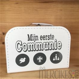 Herinneringskoffer communie Mijn eerste communie