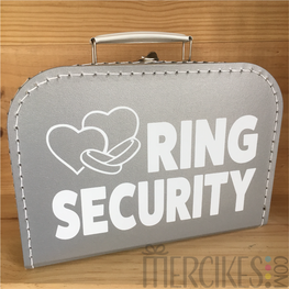 Koffer Ring Security!