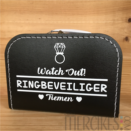 Koffer Watch Out Ringbeveiliger