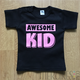 Shirt Awesome Kid