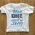 eerste verjaardag zoon t-shirt met naam