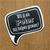peetante vragen met deze mooie sticker voor gieter of bloempot