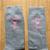 De bovenkant aan weerszijde van de sokken zijn bedrukt met