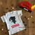 Set Shirtje Piet met Naam en Pietenmuts