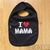 mint bib i love mama