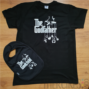 cadeau peter, t-shirt the godfather kado peetoom