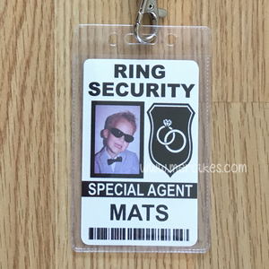 Badge Special Agent